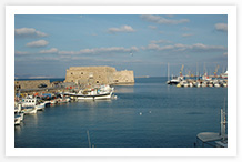 Heraklion - Old Harbour