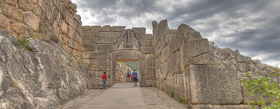 Corinth, Nafplio, Mycenae, Epidavros Full Day Tour