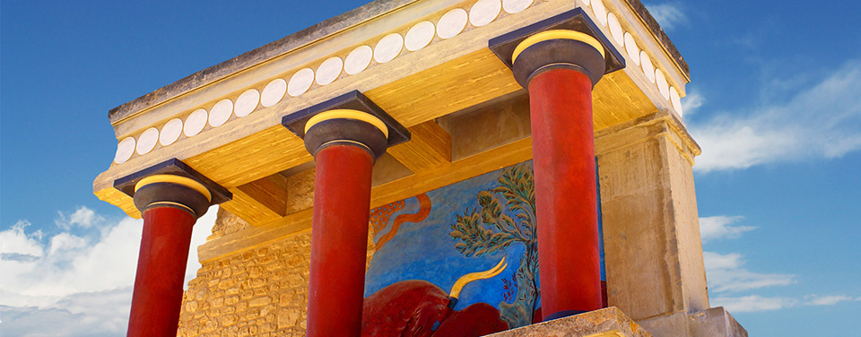 Knossos - Heraklion Archaeological Museum